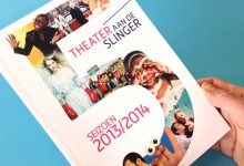 Theater Aan de Slinger Seizoensbrochure